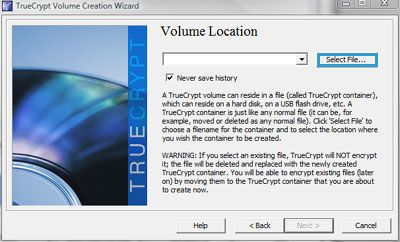 How to Encrypt Your Files With TrueCrypt
