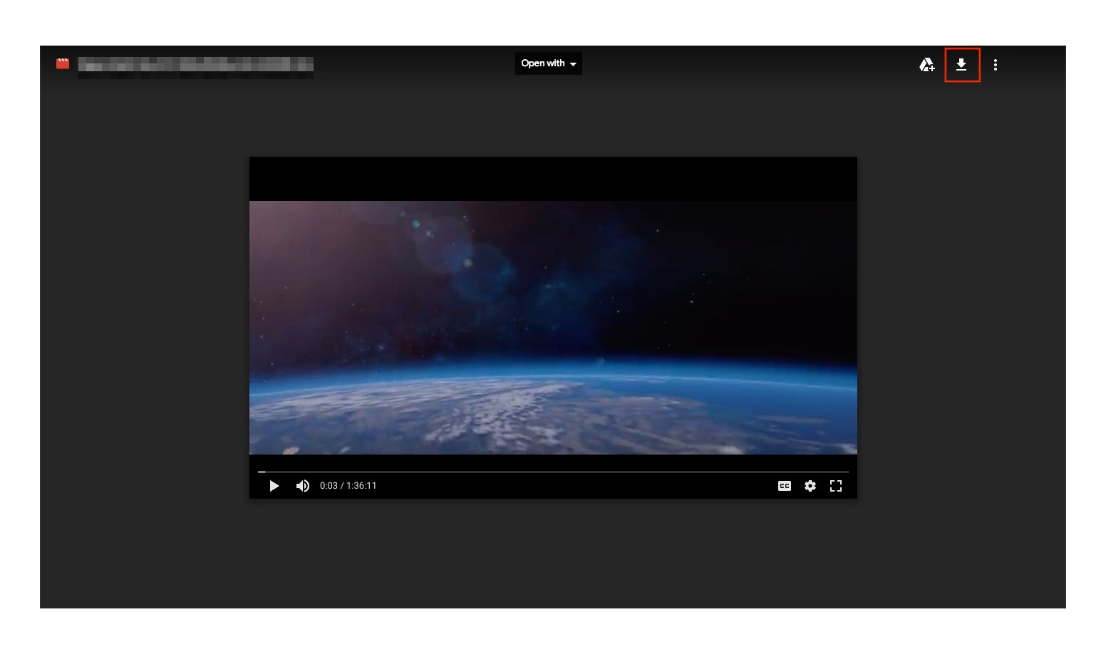unblocked tv shows google drive