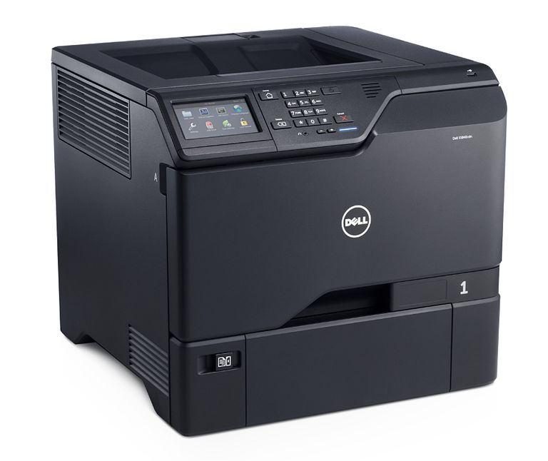 Dells Color Smart S5840cdn Single Function Laser Printer