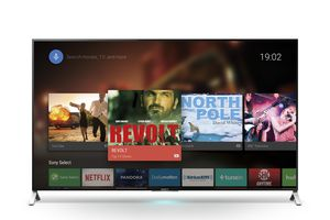 Sony Bravia TV with Android TV