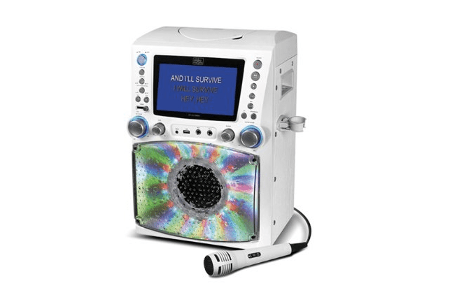 Singing Machine STVG785W