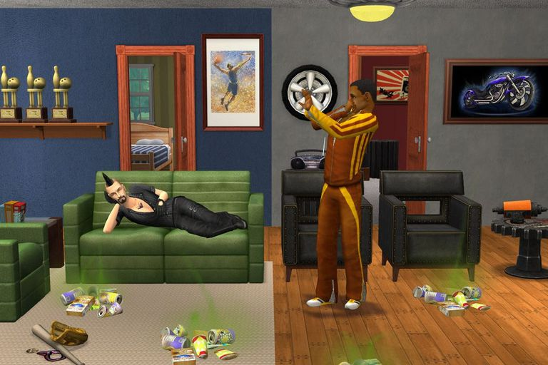 How to Build Apartments in The Sims 2: Apartment Life