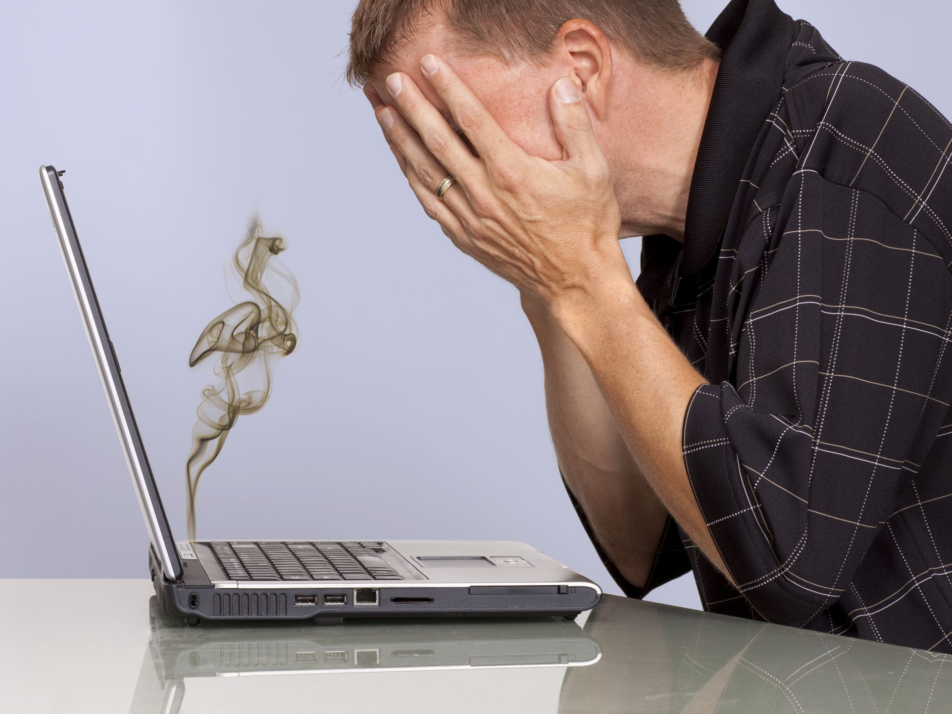 Signs and Dangers of Laptops Overheating
