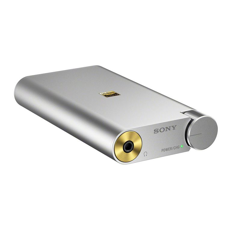 Sony Portable Hi-Res DAC/Headphone Amplifier