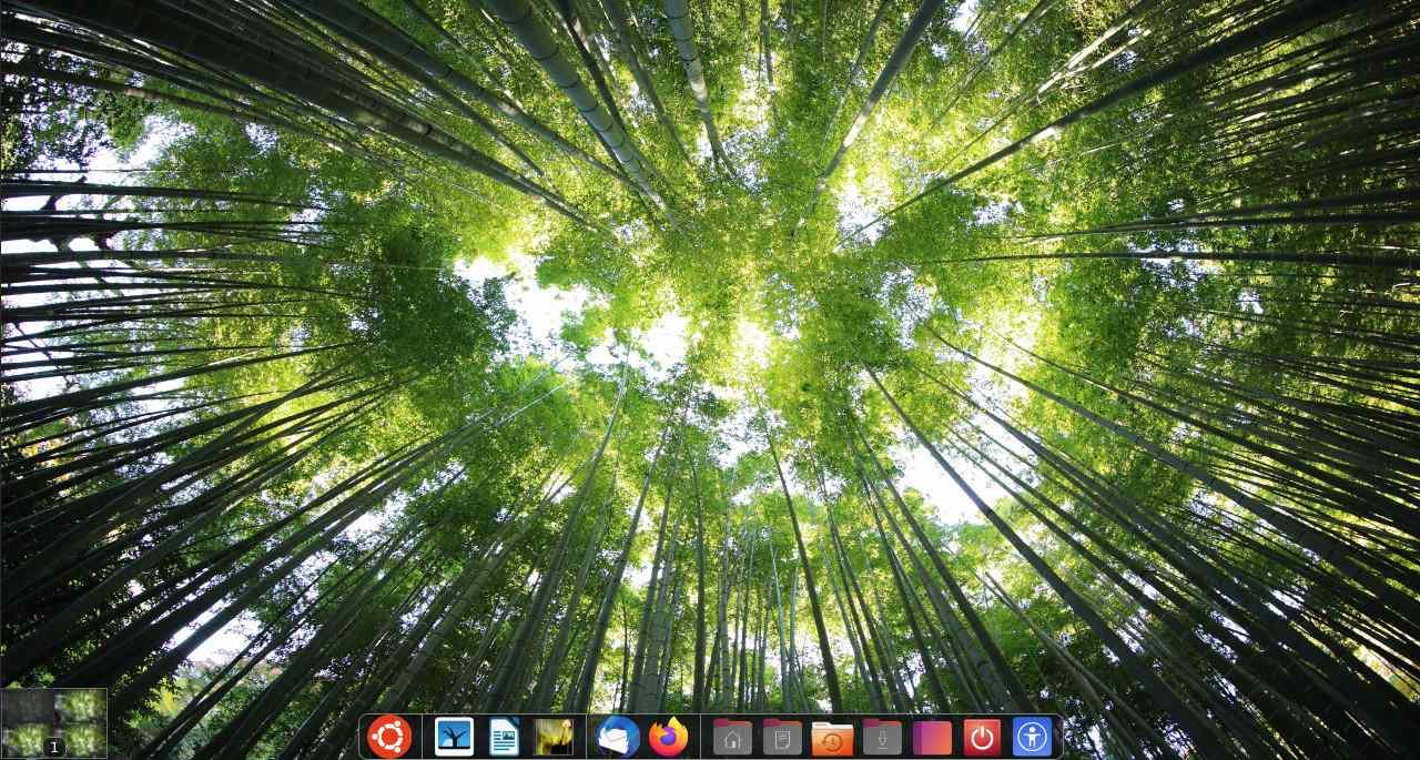 Ubuntu Openbox with Cairo Dock