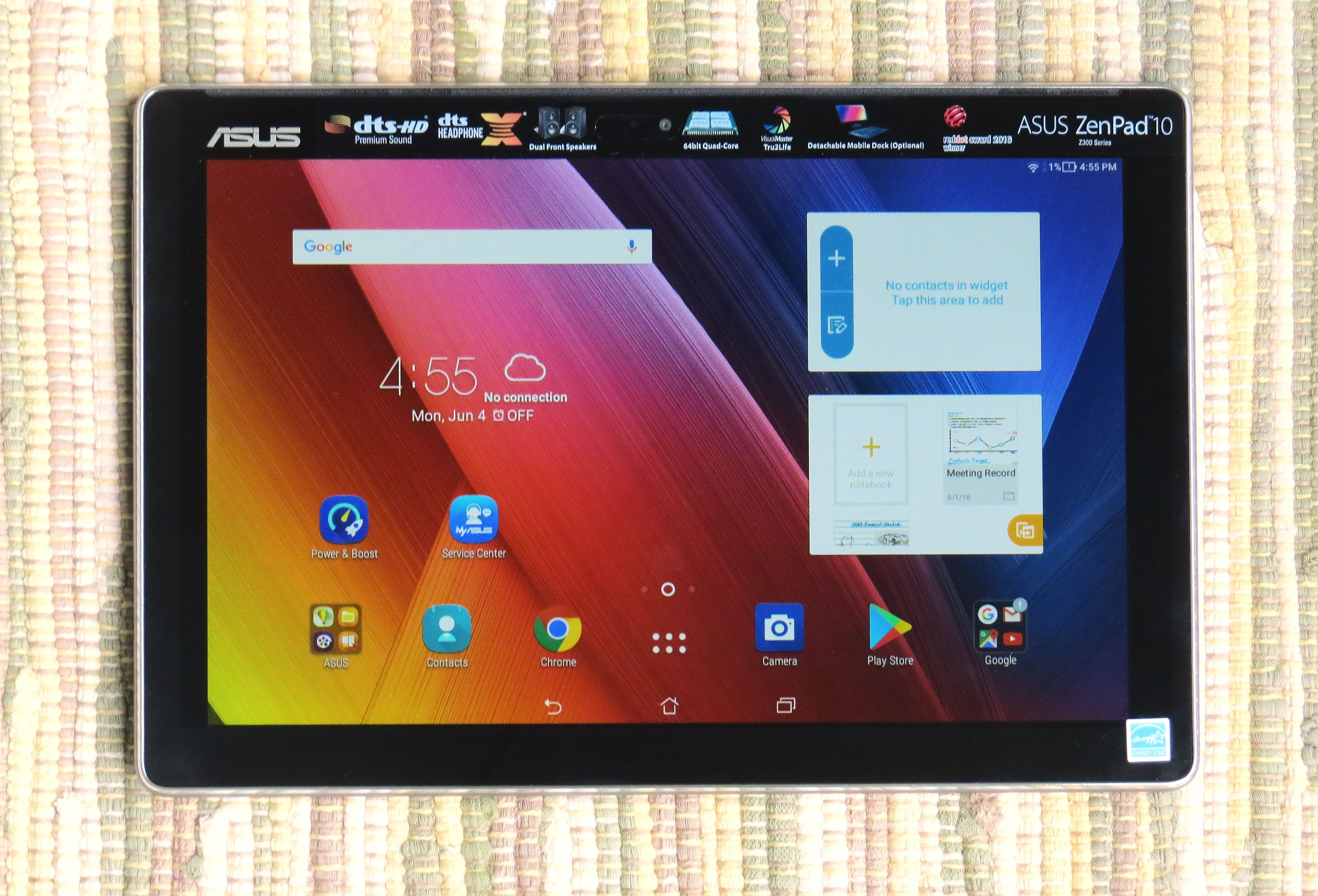 Our Testers Thought The Asus Zenpad 10 1 Was The Perfect Option For People On A Budget Or Users Dont Always Need To Get The Top Of The Line Tech Products