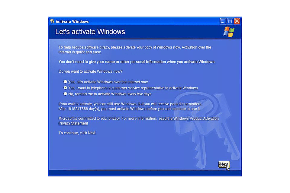 Easy Guide to Changing the Windows XP Product Key
