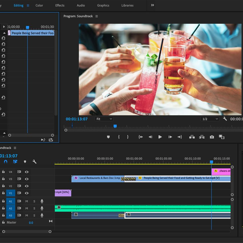 Adobe Premiere Pro CC 13.1.2