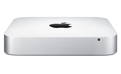 2012 Mac mini front and top