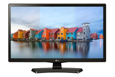 TV color temperature example