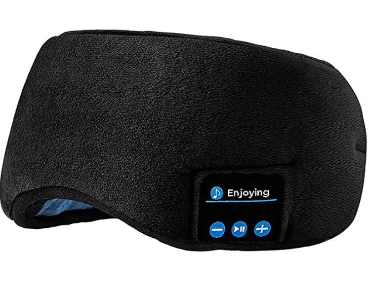 Joseche bluetooth sleep mask with headphones
