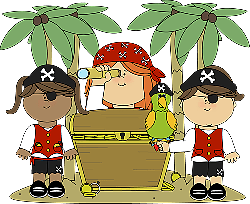 talk like a pirate day clip art and fonts