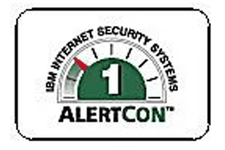 AlertCon Windows gadget