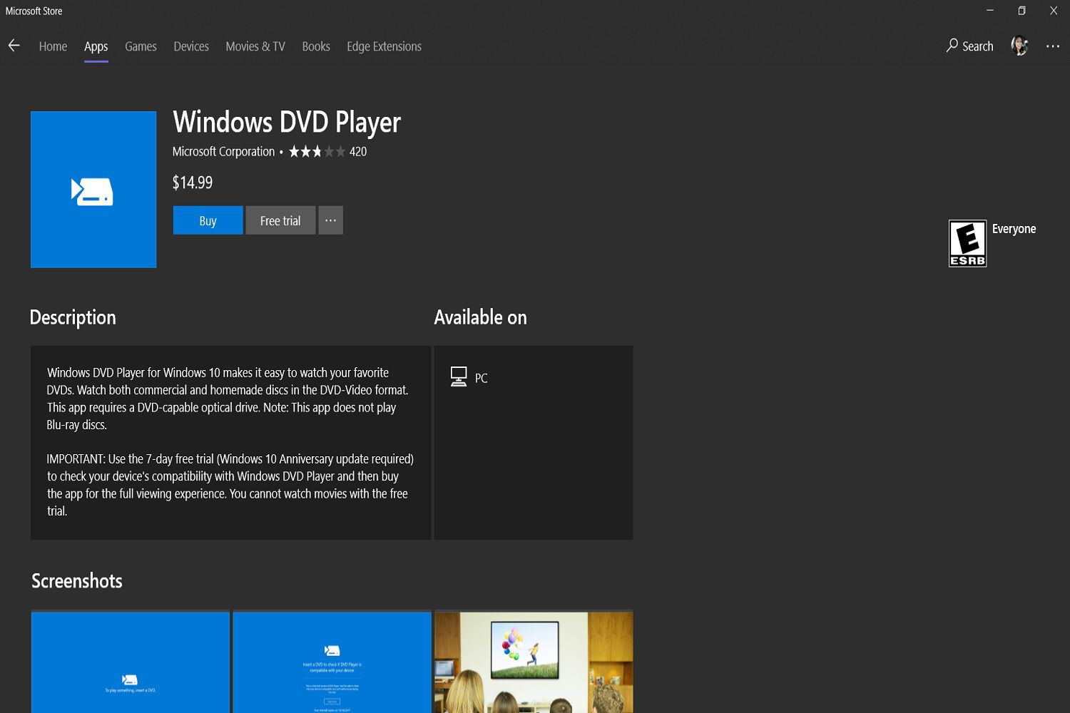 How to Watch a DVD on Windows 10
