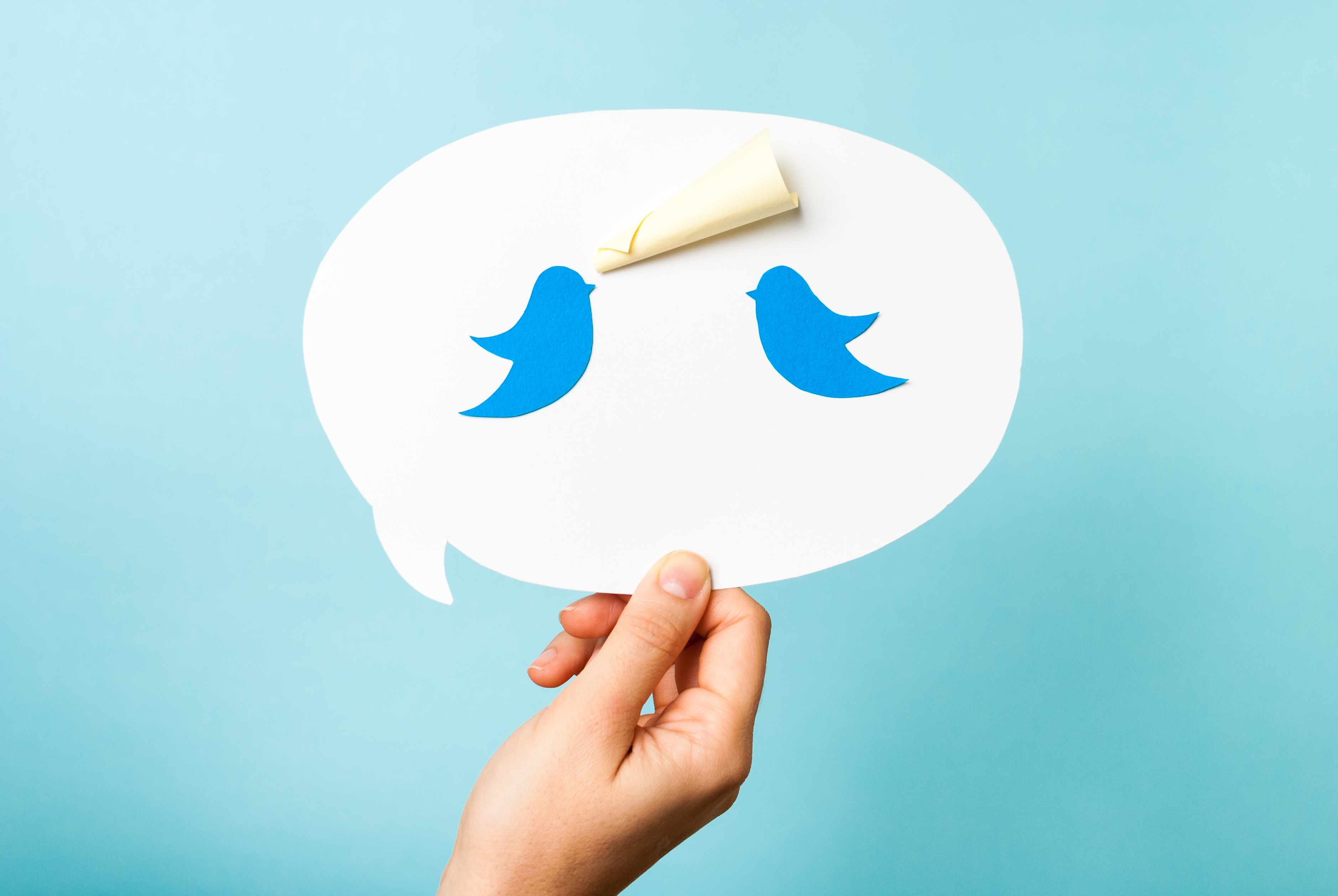 Twitter now allows you to limit replies after you tweet