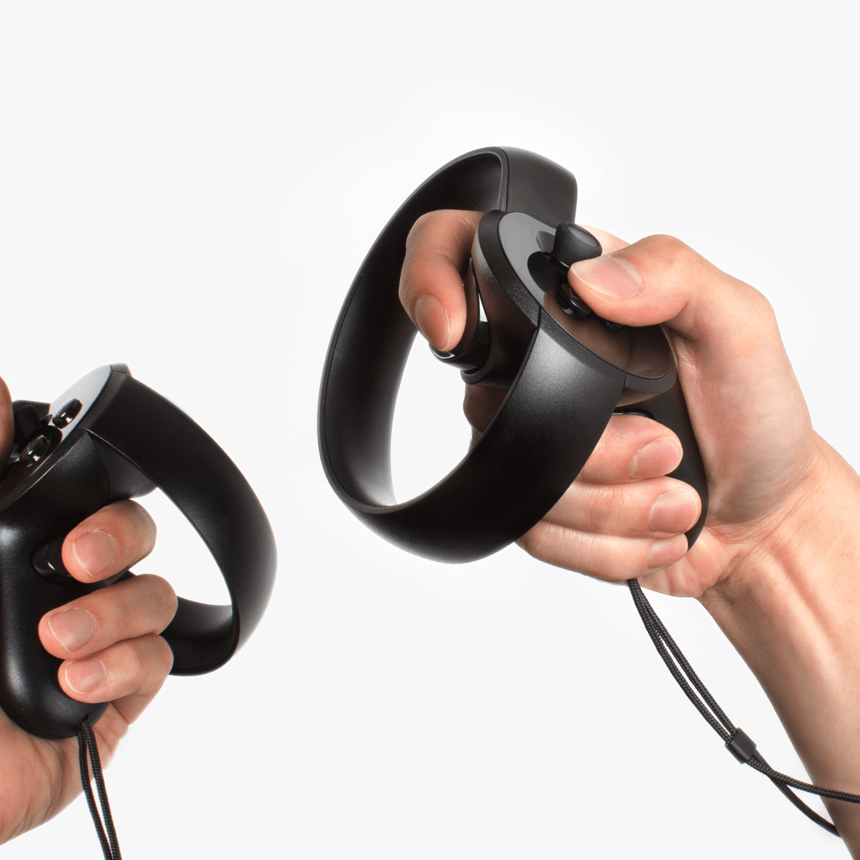 What is Oculus Touch?