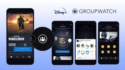 Disney GroupWatch