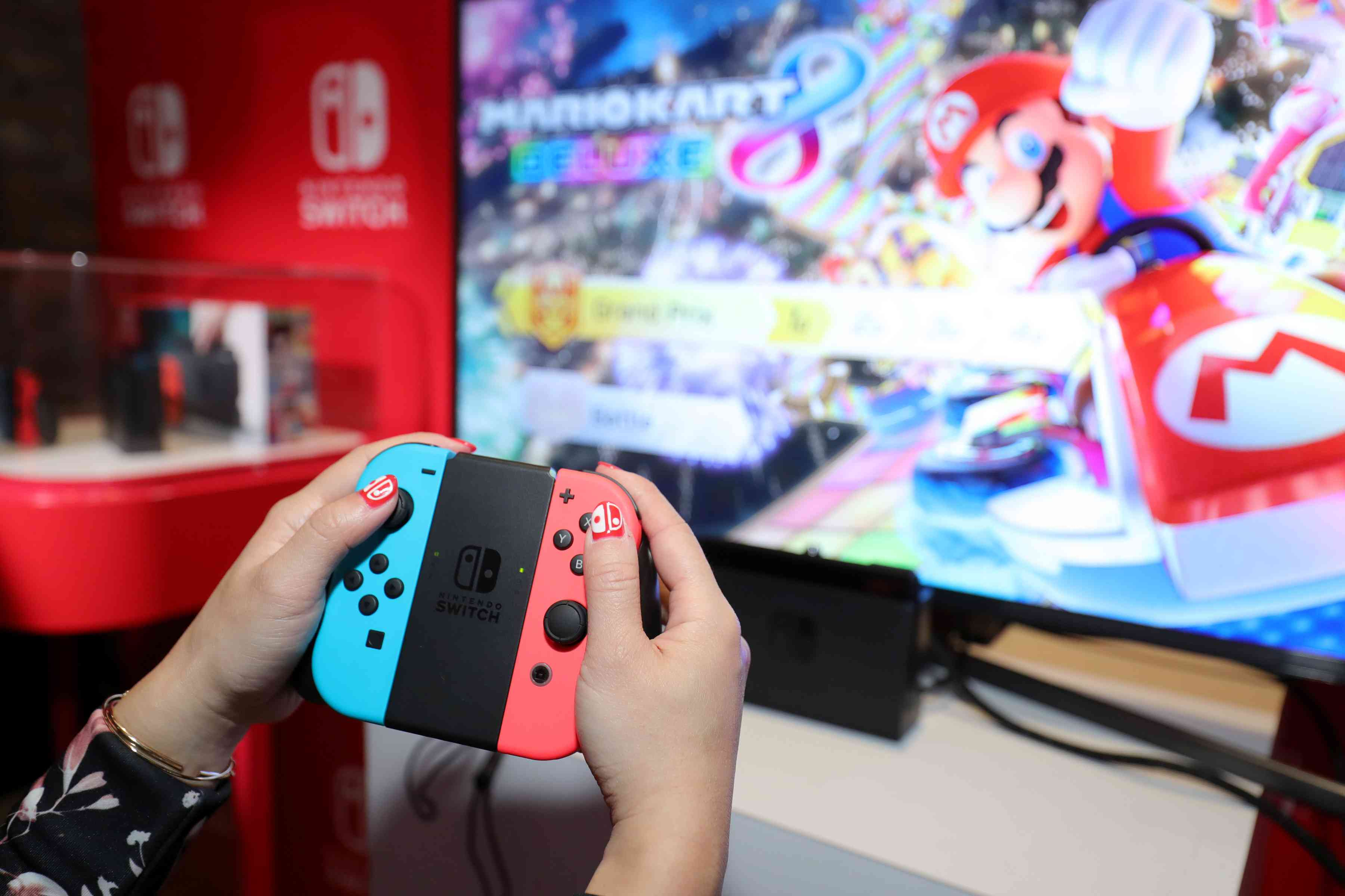 Nintendo Switch Video Game