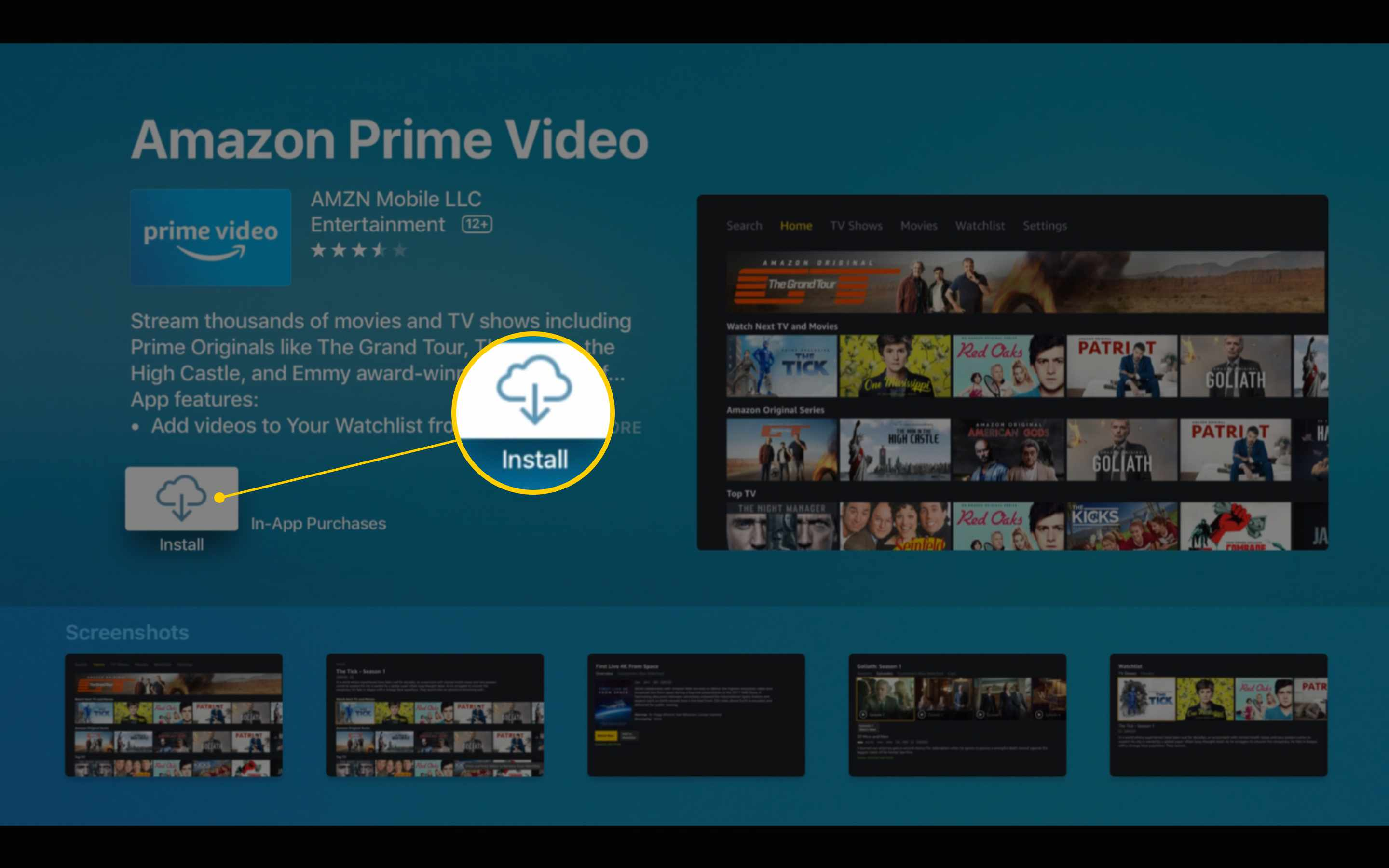 can you download amazon prime movies on mac