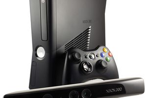 Microsoft Xbox 360 Game Hardware