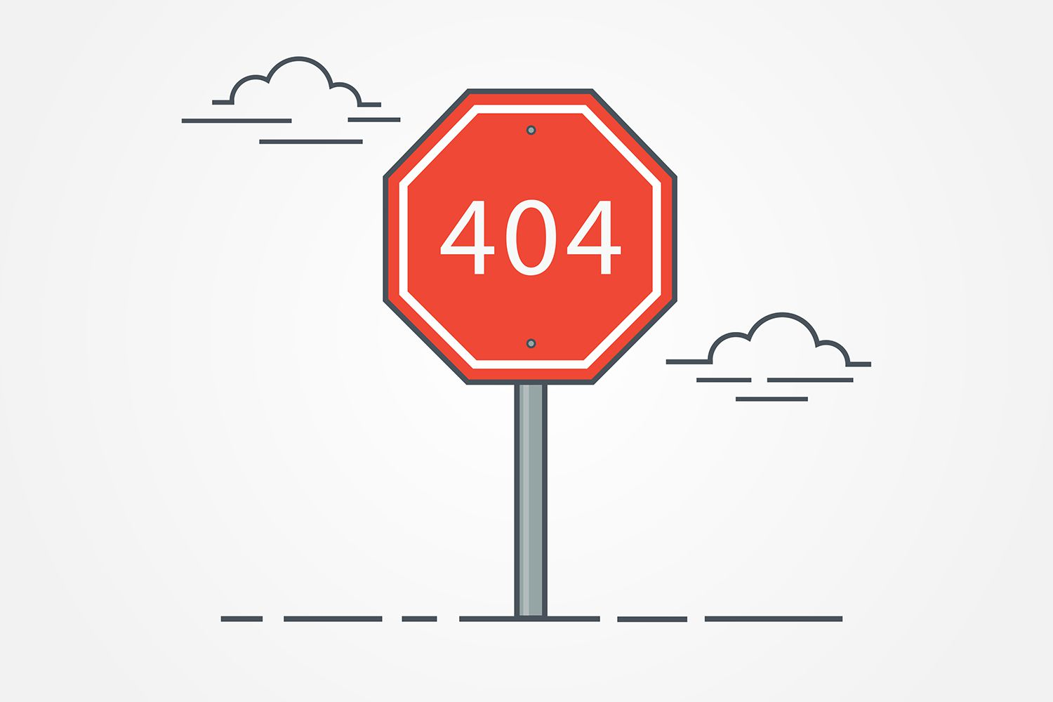 How To Fix A 404 Page Not Found Error Diagram Of Web Browser Requesting From Server