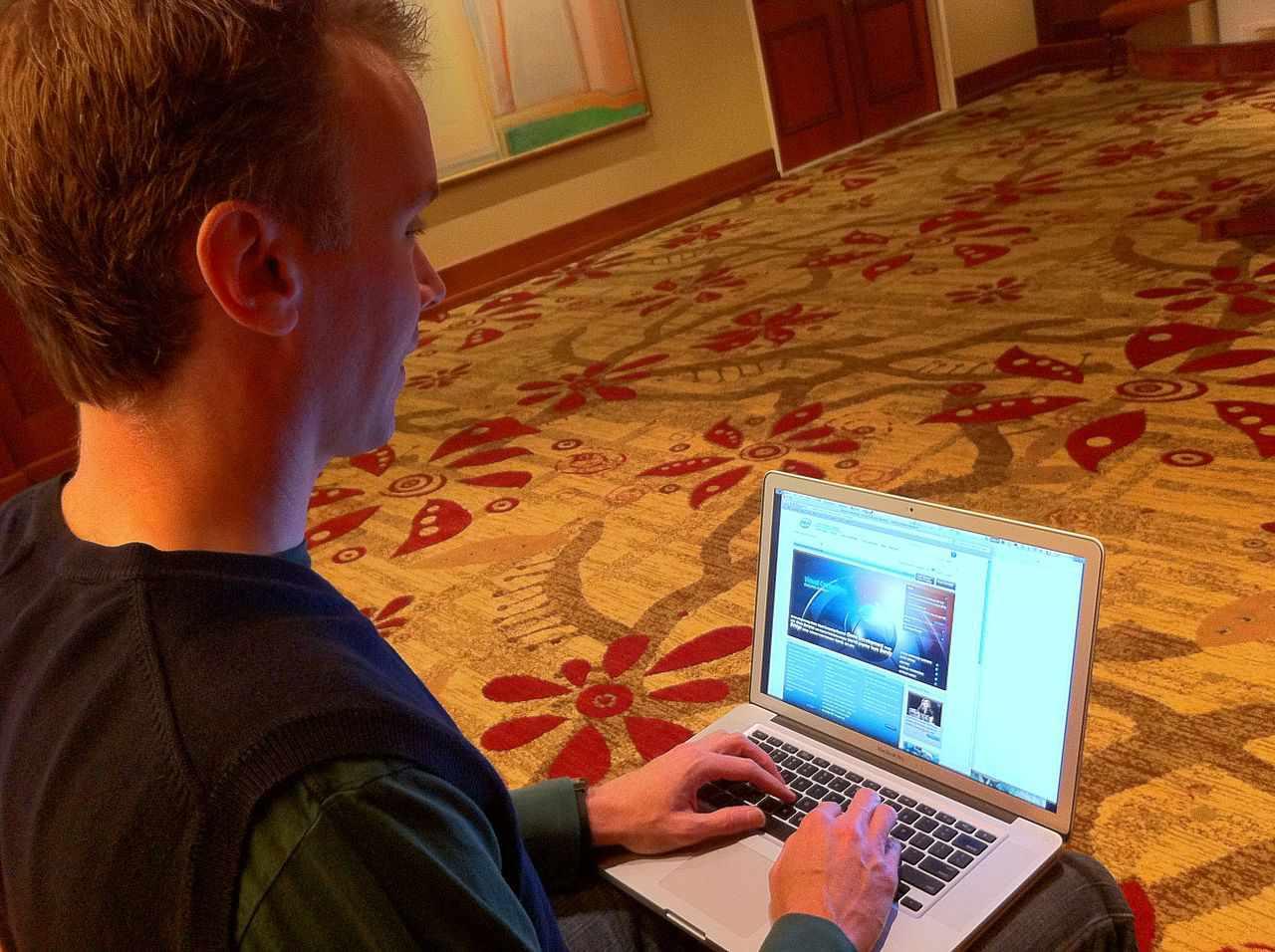 MacBooks Behind the Corporate Firewall