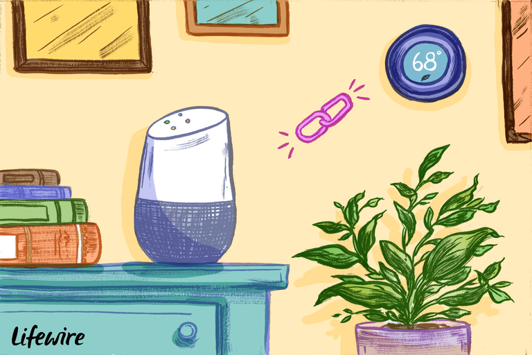 How to Connect Google Home to Nest