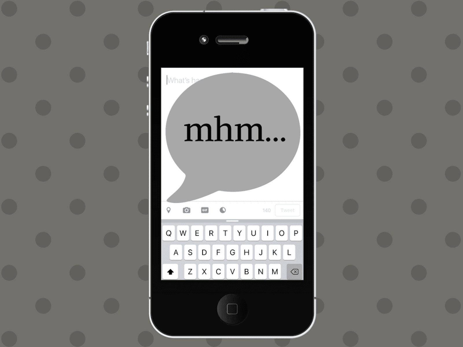 What Does MHM Mean When Someone Replies With It?