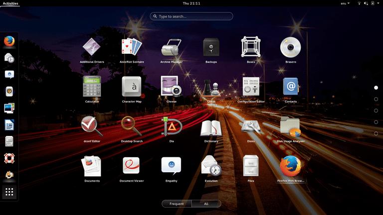 Screenshot of a Ubuntu Unity desktop