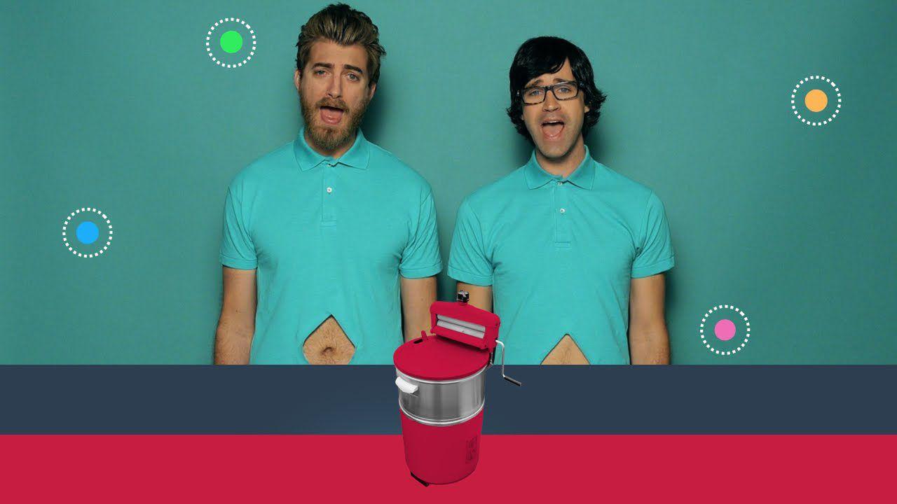 Rhett and Link from Good Mythical Morning