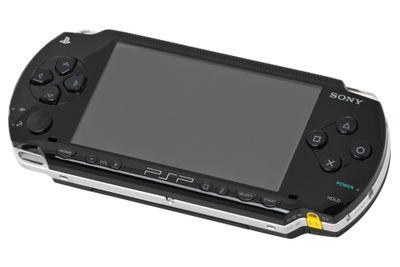 The original Playstation Portable.