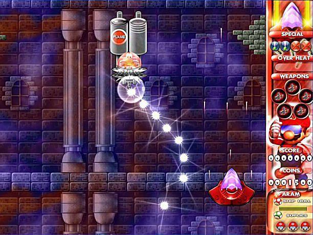 Mario Forever Galaxy Screenshot