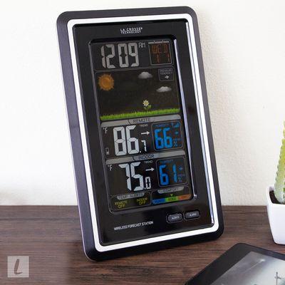 La Crosse Technology S88907 Wireless Color Weather Station