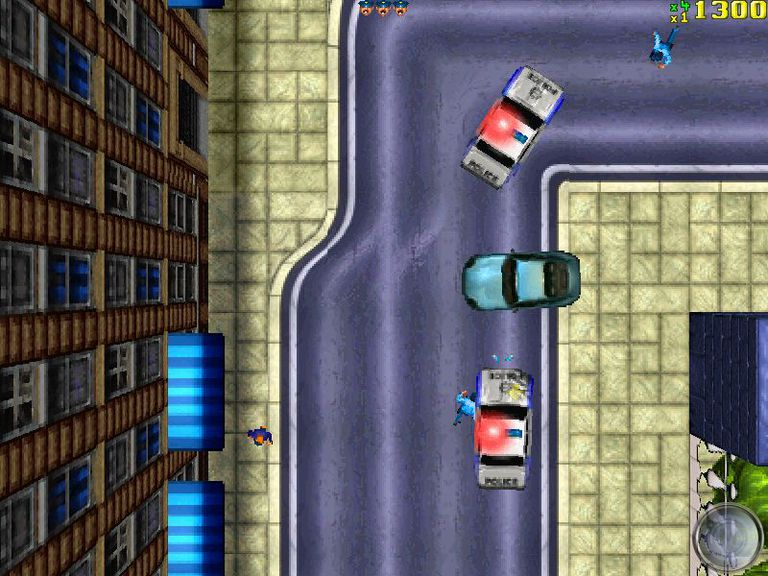 Grand Theft Auto Screenshot