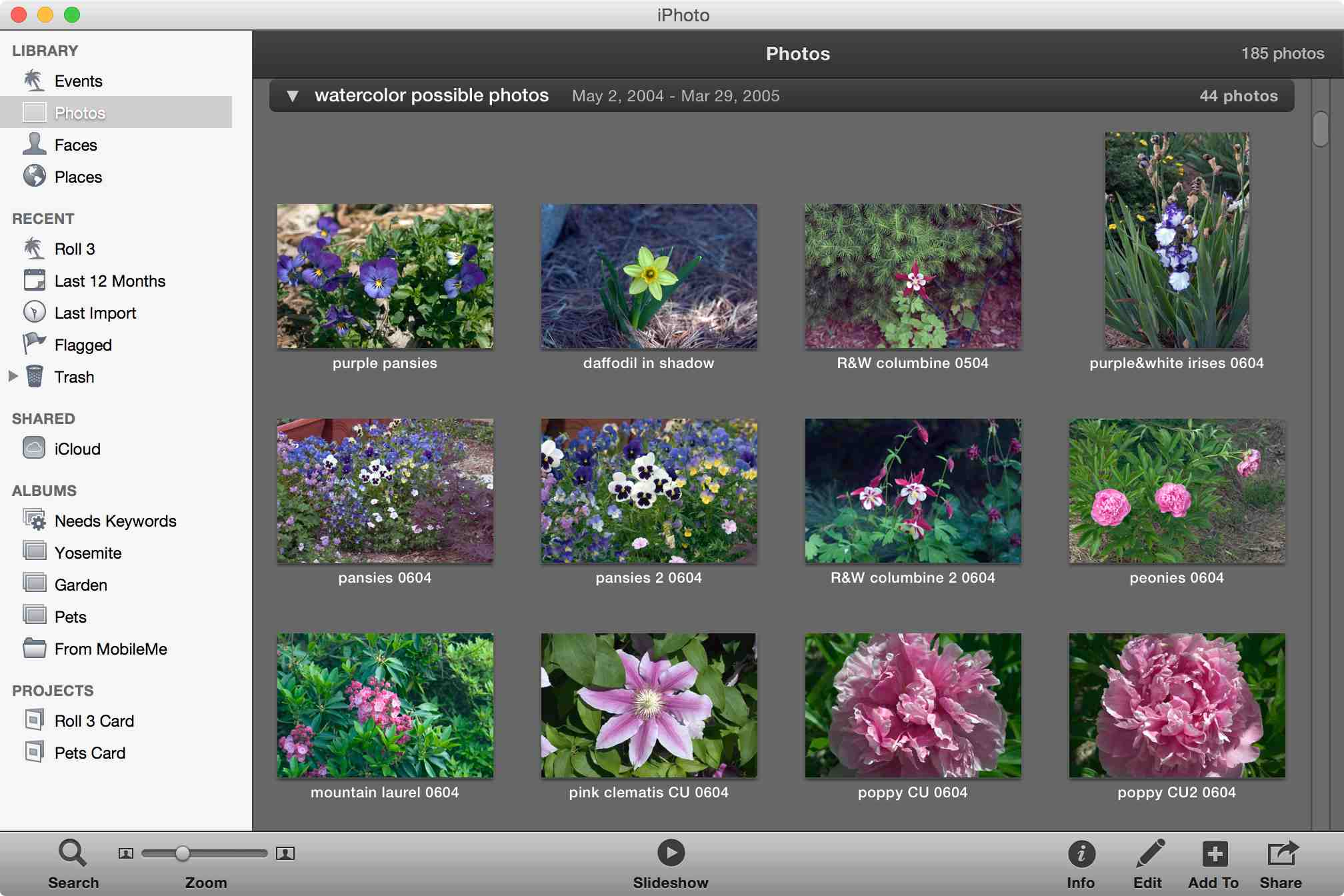 iPhoto Tips and Tricks - Tutorials and Guides