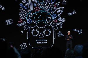 Tim Cook at 2019's WWDC Keynote