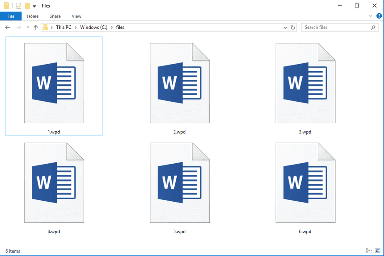 WPD File (What It Is & How to Open One)