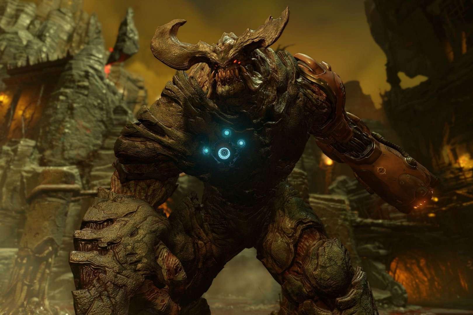 Doom 4 Video Game