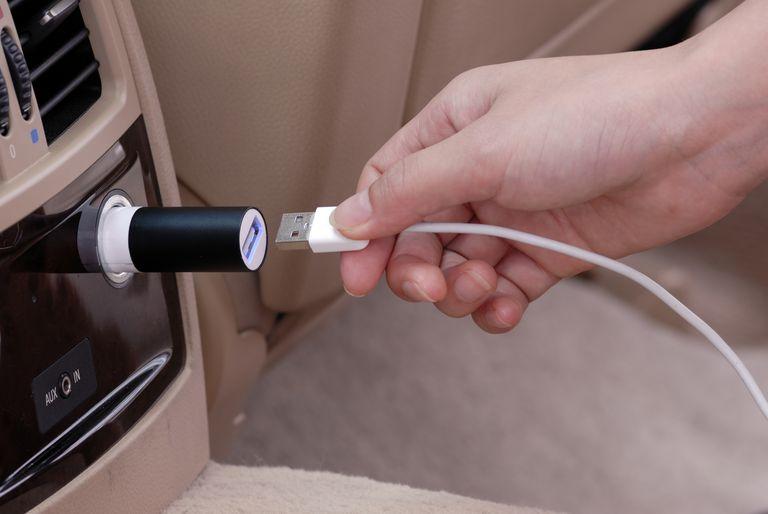 12V USB adapter