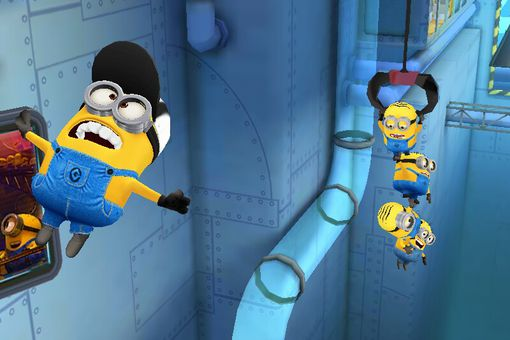 Despicable Me: Minion Rush on Android
