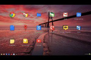 Chrome OS Launchpad