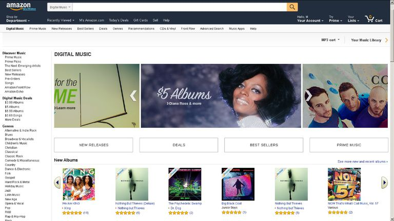 how to download amazon prime music to pc