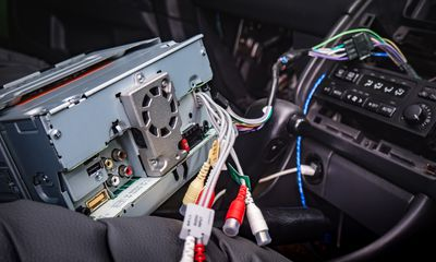 aux wire diagram 2012 ram how to build a car stereo system and install it  how to build a car stereo system and install it