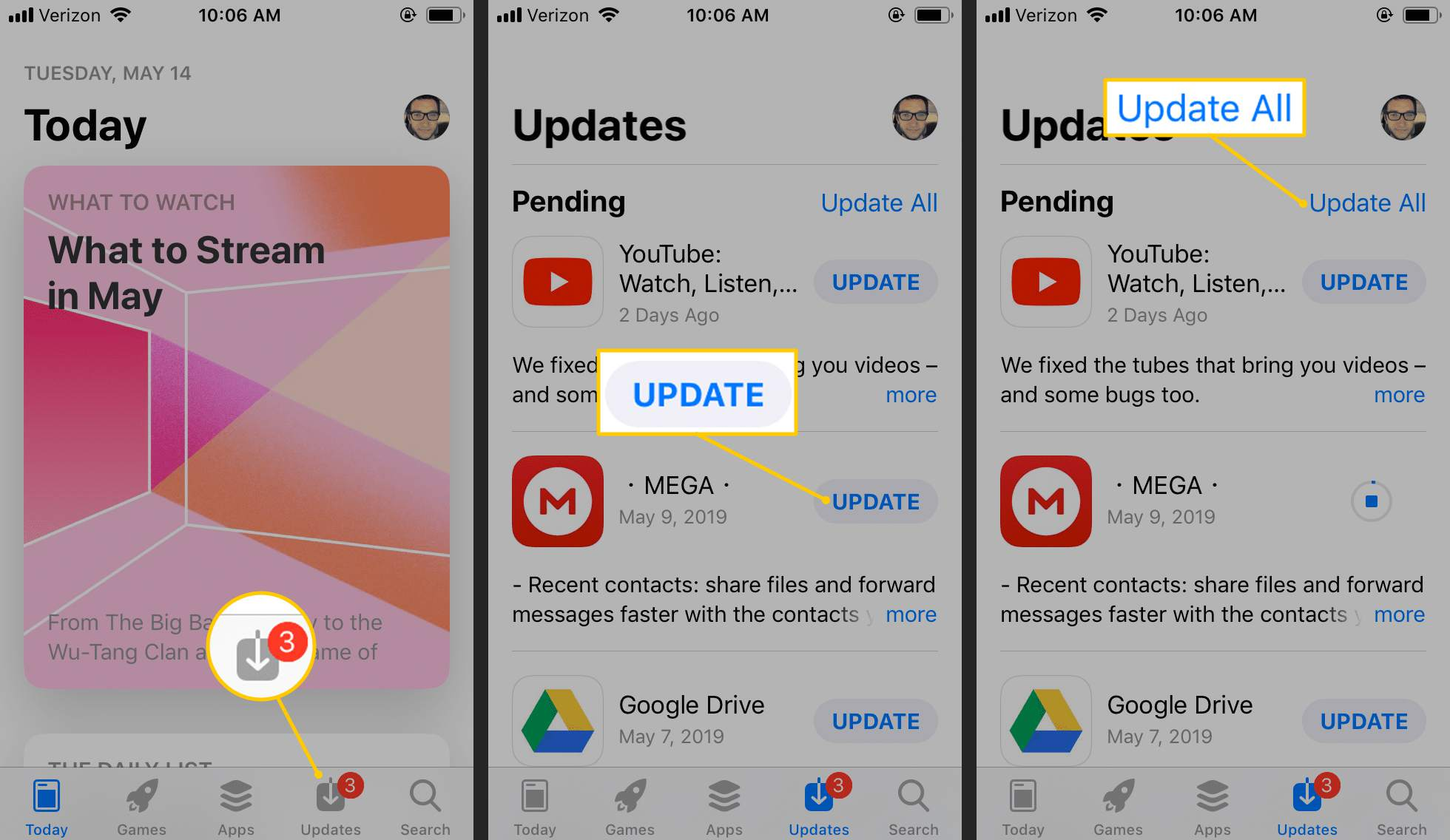 How to Keep Your iPhone Apps Up to Date