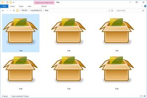 TAR files in Windows 10