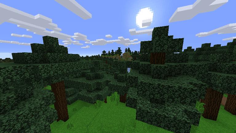 Minecraft Scenery