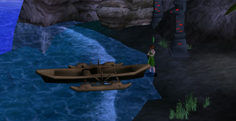 The Sims 2 Castaway PSP Screenshot