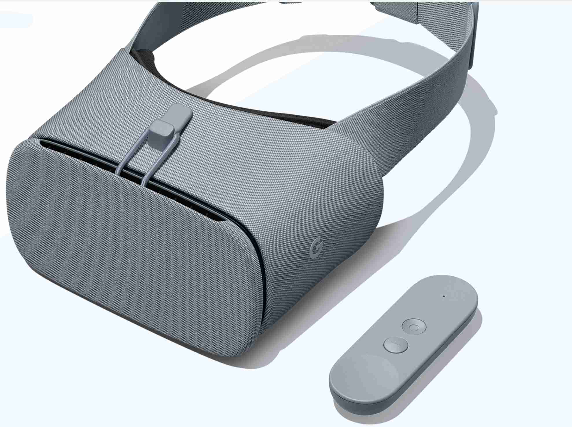 38d32a41c71 Google Daydream View Headset with controller
