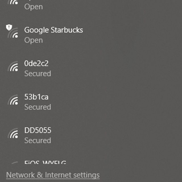 How to Connect to Starbucks Wi-Fi