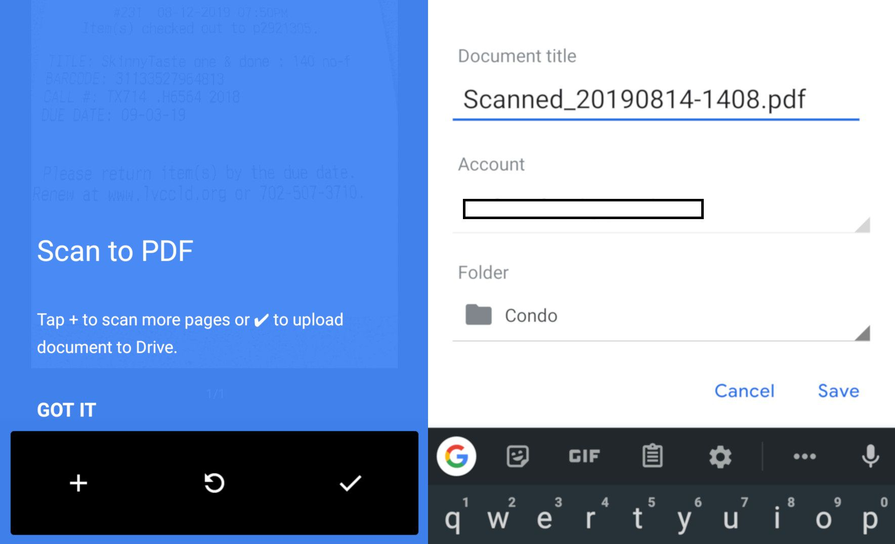 How to Scan Documents to Your Phone or Tablet